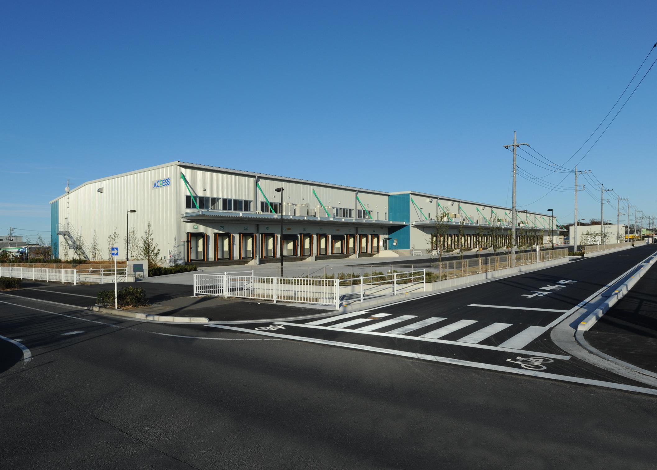 日本アクセス草加MDセンター